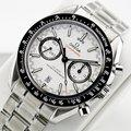 Thumbnail fsot - Omega Speedmaster - Racing Master Co-Axial 44.25mm - White Dial ( new / 2019 ) 6