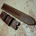 Thumbnail FS Custom RXW MM25 hidden screw strap & Panerai vintage leather straps OrderJ01~J22.Cheergiant strap 8