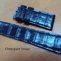 Thumbnail FS:Some SEVENFRIDAY & Corum croco strap & Tissot T-Race Touch AnaDigi leather strap.Cheergiant strap 3