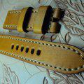 Thumbnail FS Custom RXW MM25 hidden screw strap & Panerai vintage leather straps OrderJ01~J22.Cheergiant strap 14