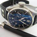 Thumbnail FS - Custom Pilot Aviator Style Straps in Alligator, Leather & Canvas 1