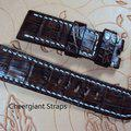 Thumbnail FS:A2250~2260 Panerai custom straps include some vintage cowskin straps & 3 croco straps.Cheergiant straps 18