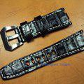 Thumbnail FS:Svw654~660 Some custom straps include AP ROO,Axcent,Bund style strap,Ferrari Granturismo Panerai.Cheergiant straps 1