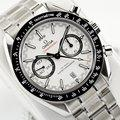 Thumbnail fsot - Omega Speedmaster - Racing Master Co-Axial 44.25mm - White Dial ( new / 2019 ) 7