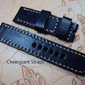 Thumbnail FS:A2250~2260 Panerai custom straps include some vintage cowskin straps & 3 croco straps.Cheergiant straps 21