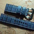 Thumbnail FS:A2250~2260 Panerai custom straps include some vintage cowskin straps & 3 croco straps.Cheergiant straps 11