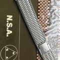 Thumbnail Novavit Swiss NSA 1960s bracelets, Long & XL ones to order 32