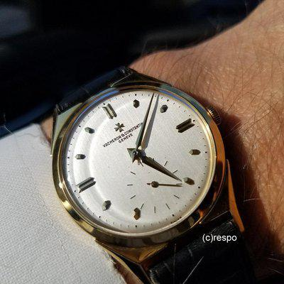FS: Vacheron & Constantin Chronometre Royal from 1957