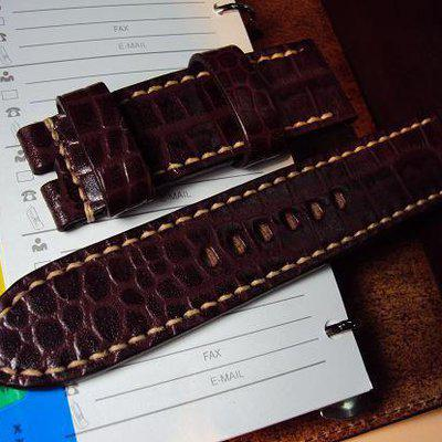 FS Panerai straps S01~S014 & hidden screw strap and custom straps Porder201~212. Cheergiant straps
