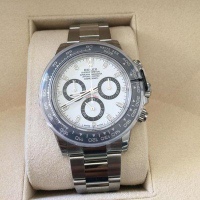 MINT Rolex Cosmograph Daytona 116500LN Stainless Steel C *PIC*