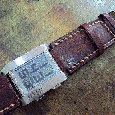 FS:Some custom straps Svw566~Svw574 include ESPRIT,GRAHAM PETRONAS MERCEDES,Guy Laroche,IWC,JLC,ORIS