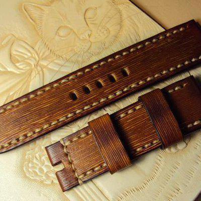 FS: Some Panerai custom straps M001~12 include ripply and deployant clasp leather straps. Cheergiant straps