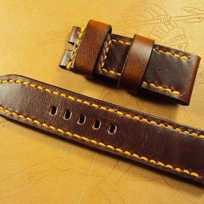 FS:Cheergiant Panerai custom straps A530~A547 include big horn and heavy padded straps.Cheergiant st