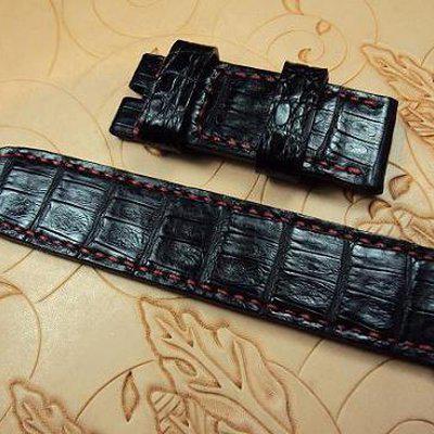 FS:R series straps R01~R15 include five Panerai and four OMEGA croco straps. Cheergiant straps