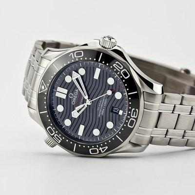 fsot - Omega Seamaster SMPc 300 - 42mm - Master 8800 - Black ( new / 2019 )
