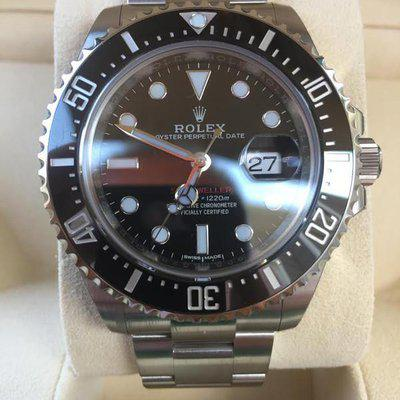 FS: LNIB Rolex 126600 Sea-Dweller Red SD43