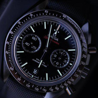 "FS: Like new Omega SpeedMaster Moonwatch ""Dark Side of the Moon"" 311.92.44.51.01.007"