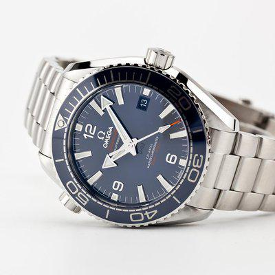 fsot - Omega Planet Ocean - 8900 - Blue - 43.5mm - 215.30.44.21.03.001 ( brand new )