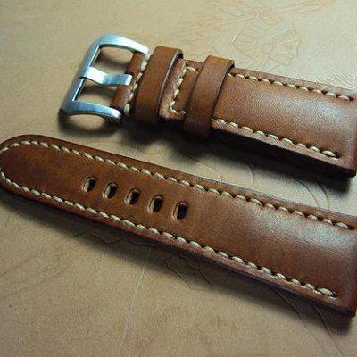 FS:A461~A479 Panerai custom straps include 4 big horn,little horn & green strap.Cheergiant