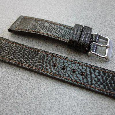 20 x 18, 20 x 20, and 22 x 18 mm hand made straps