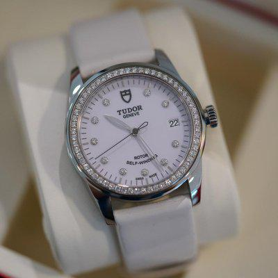 FS: Brand new Tudor Glamour Date 36mm Diamond Ladies M55020-0077