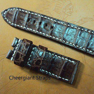 FS: Some hand made Panerai straps include Assolutamente & croco straps A2282~2290.Cheergiant straps