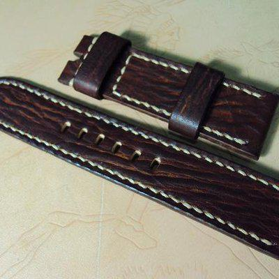 FS:Panerai straps A201~A209 include brown grained and green vintage cowskin strap. Cheergiant straps
