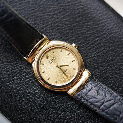 FS:  Rolex Cellini 6621 Ladies Gold