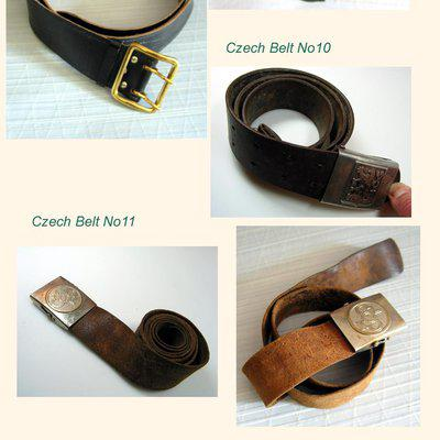 Vintage Leather custom Straps by Jurgens Germany FS