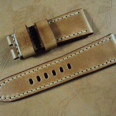 FS:Panerai custom straps A2090~A2104 include white & ripply cowskin strap & grayish blue croco strap. Cheergiant straps