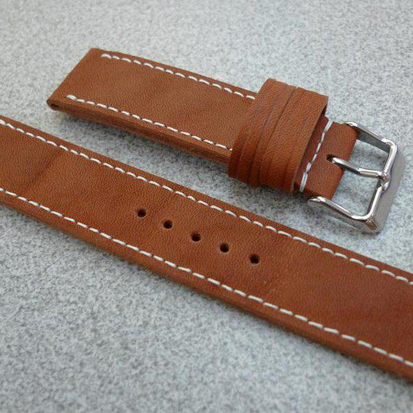 20 and 22 mm hand made straps 16