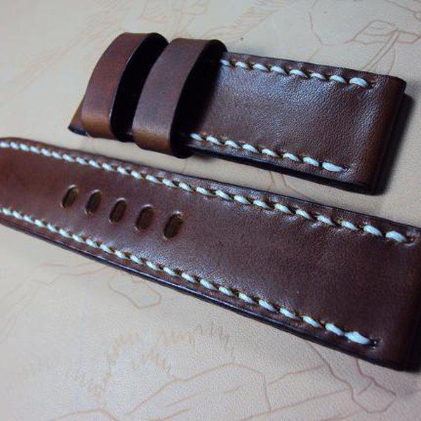 FS: Y series Panerai custom straps include some crococalf and shark straps. Cheergiant straps  9