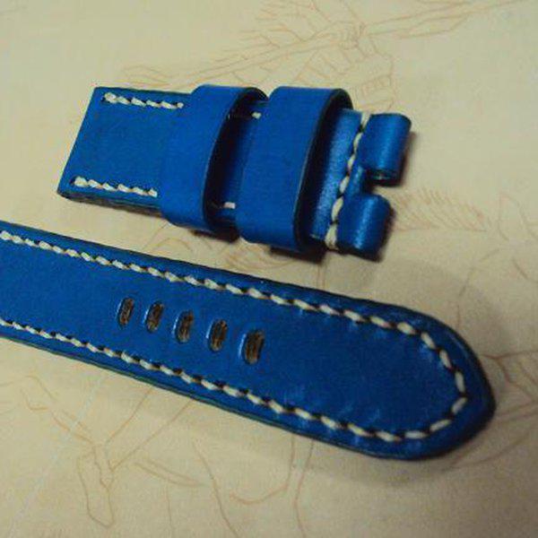 FS: Y series Panerai custom straps include some crococalf and shark straps. Cheergiant straps  5