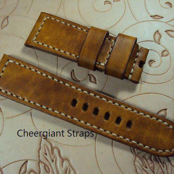 FS:A2250~2260 Panerai custom straps include some vintage cowskin straps & 3 croco straps.Cheergiant straps 29