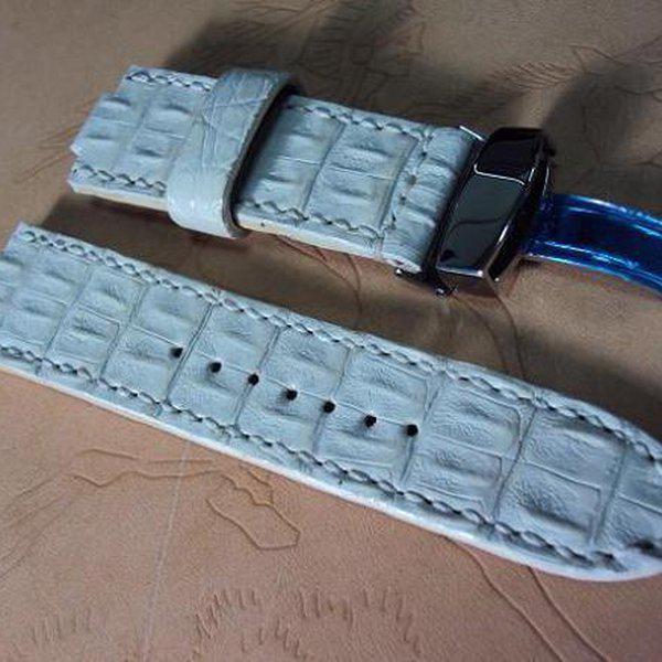 FS:Custom straps Svw101~117: Rolex,SEIKO,Axcent,Gucci,OMEGA,ORIS,ZENITH,IWC. Cheergiant straps  17
