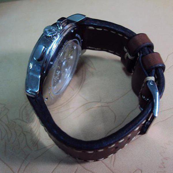 FS:Custom straps Svw101~117: Rolex,SEIKO,Axcent,Gucci,OMEGA,ORIS,ZENITH,IWC. Cheergiant straps  23