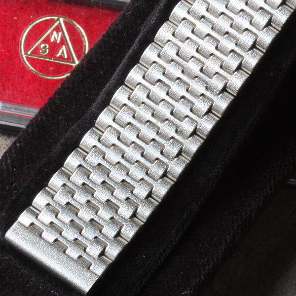 Novavit Swiss NSA 1960s bracelets, Long & XL ones to order 5