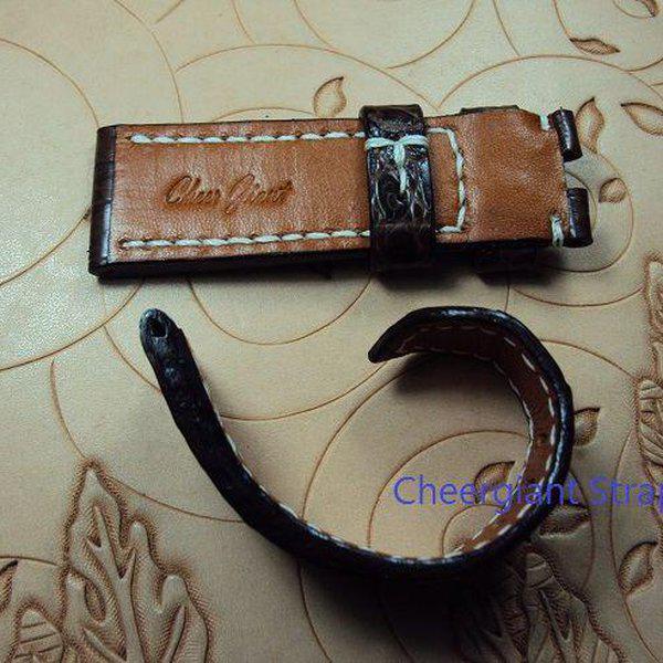 FS:A2250~2260 Panerai custom straps include some vintage cowskin straps & 3 croco straps.Cheergiant straps 19