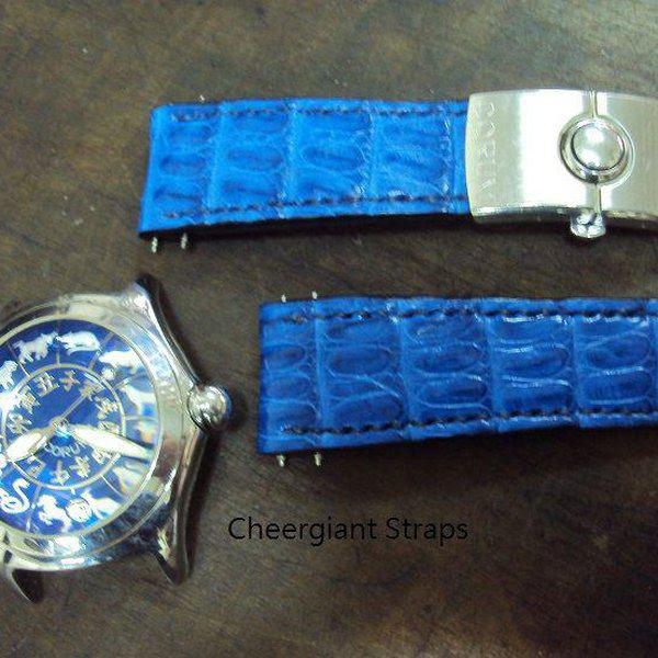 FS:Some SEVENFRIDAY & Corum croco strap & Tissot T-Race Touch AnaDigi leather strap.Cheergiant strap 10
