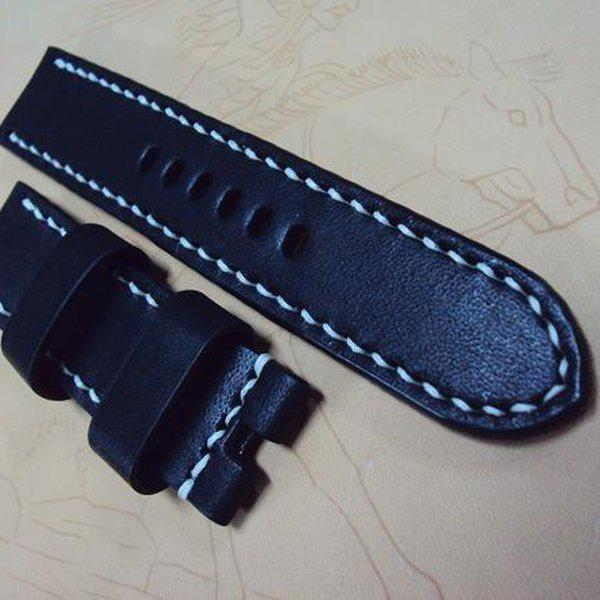 FS: Y series Panerai custom straps include some crococalf and shark straps. Cheergiant straps  7