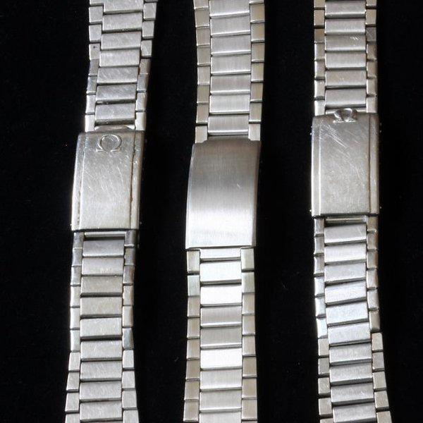 Vintage NOS bracelet for Omega Speedmaster or Seamaster 300 4