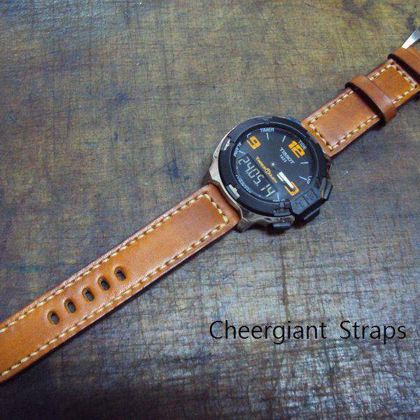 FS:Some SEVENFRIDAY & Corum croco strap & Tissot T-Race Touch AnaDigi leather strap.Cheergiant strap 20