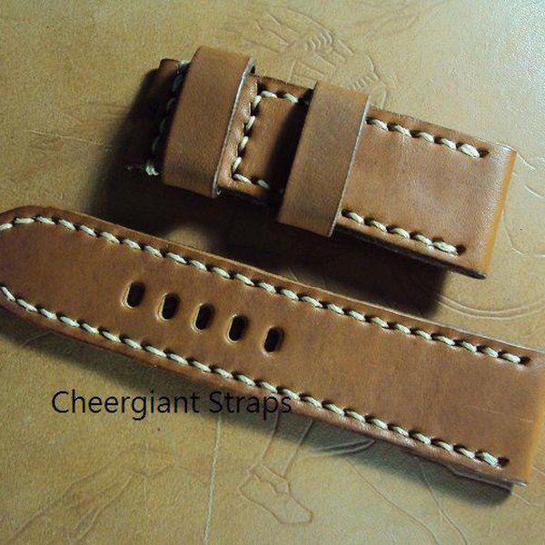 FS:A2250~2260 Panerai custom straps include some vintage cowskin straps & 3 croco straps.Cheergiant straps 5
