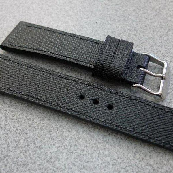 20 mm hand made straps - various lengths 3