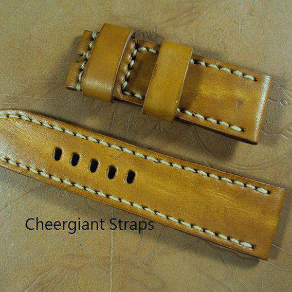 FS:A2250~2260 Panerai custom straps include some vintage cowskin straps & 3 croco straps.Cheergiant straps 8
