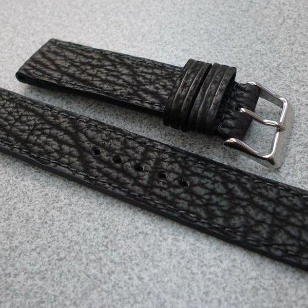 20 and 22 mm hand made straps 10
