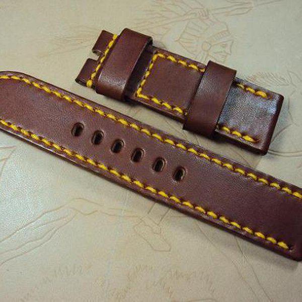 FS: K series Panerai straps includie shorter straps & grayish blue croco strap, Cheergiant straps  3