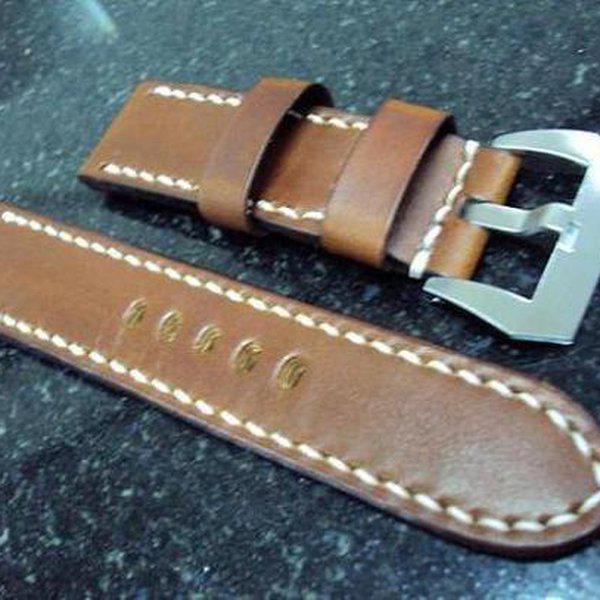 FS: Y series Panerai custom straps include some crococalf and shark straps. Cheergiant straps  6