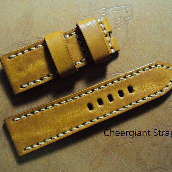 FS:A2250~2260 Panerai custom straps include some vintage cowskin straps & 3 croco straps.Cheergiant straps 9