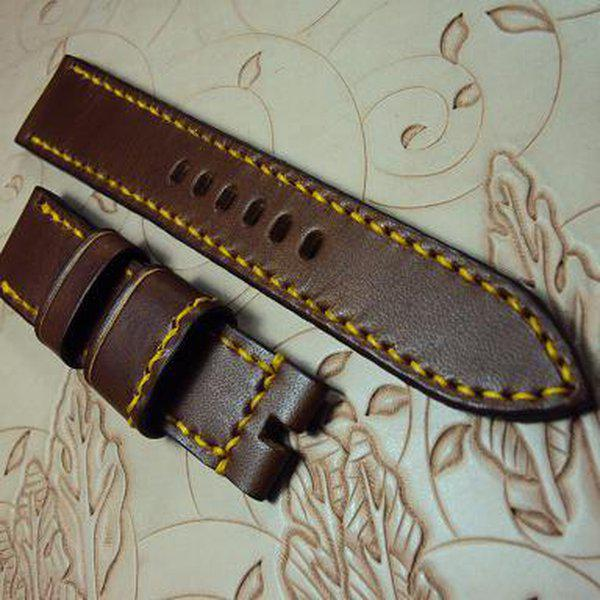 FS Custom RXW MM25 hidden screw strap & Panerai vintage leather straps OrderJ01~J22.Cheergiant strap 8
